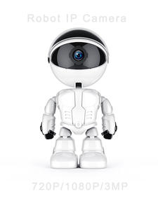 Wifi Ip-Camera Robot Cctv-Surveillance Home-Security Baby-Monitor Cloud 1080P Intelligent
