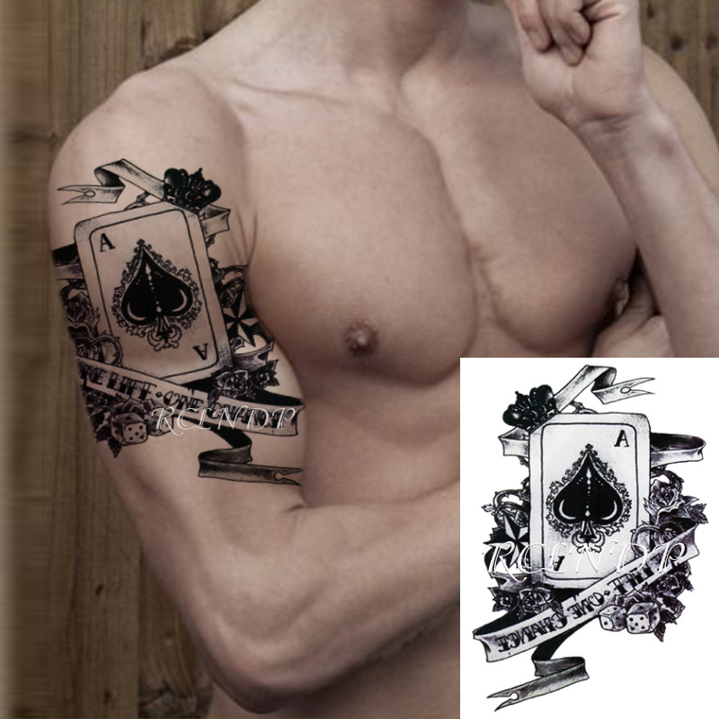 Top 9 Most Popular Tatoo Card Ideas And Get Free Shipping A21