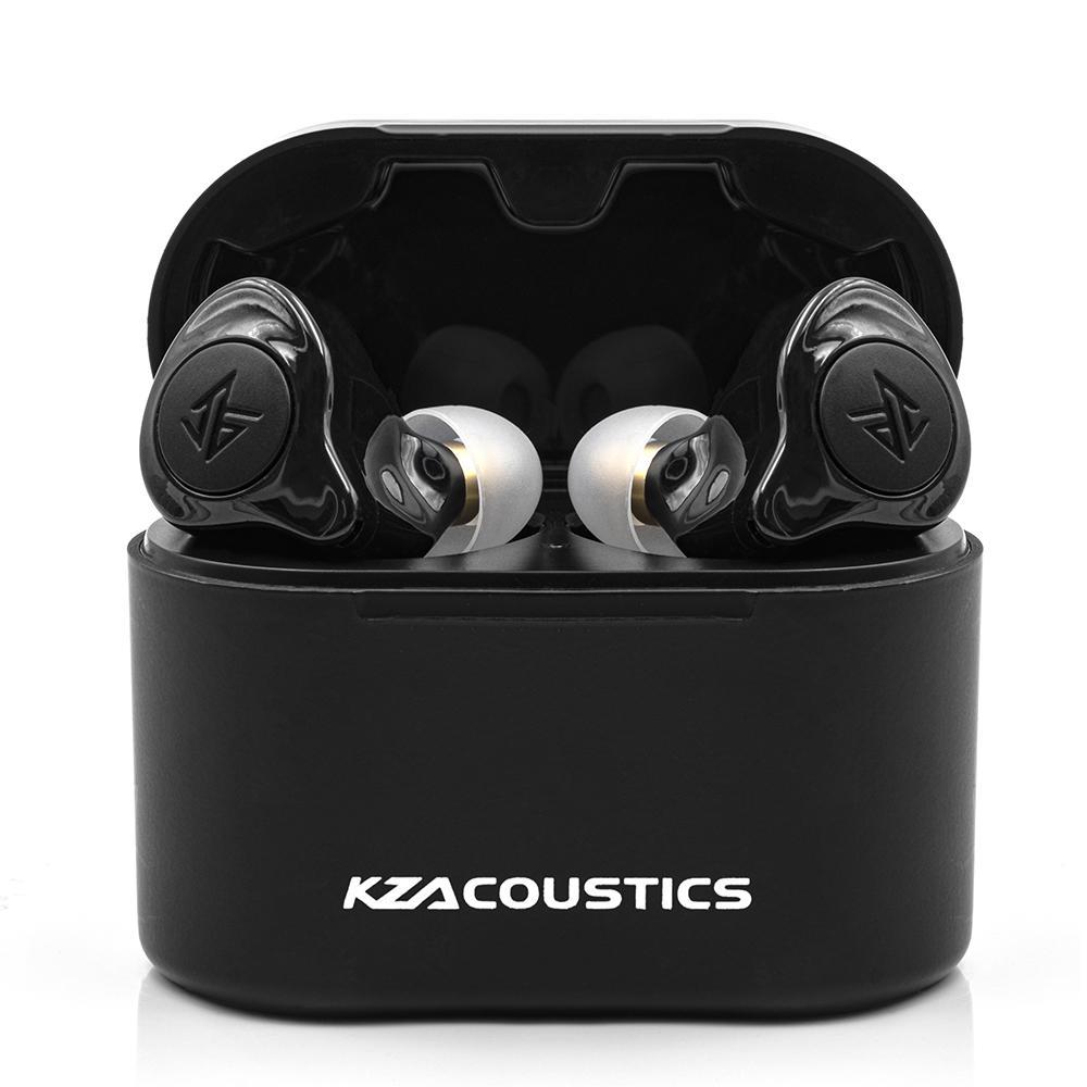 KZ S2 1DD+1BA Hyrbid HiFi TWS True Wireles Bluetooth 5.0 In Ear Monitor with Realtek 8763 Noise Isolation Earphone Earbuds Z1 S1(China)