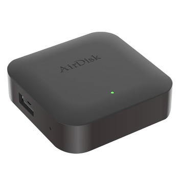 AirDisk Q1 mobile hard disk box home NAS home network storage server cloud storage private cloud local area network personal clo 1