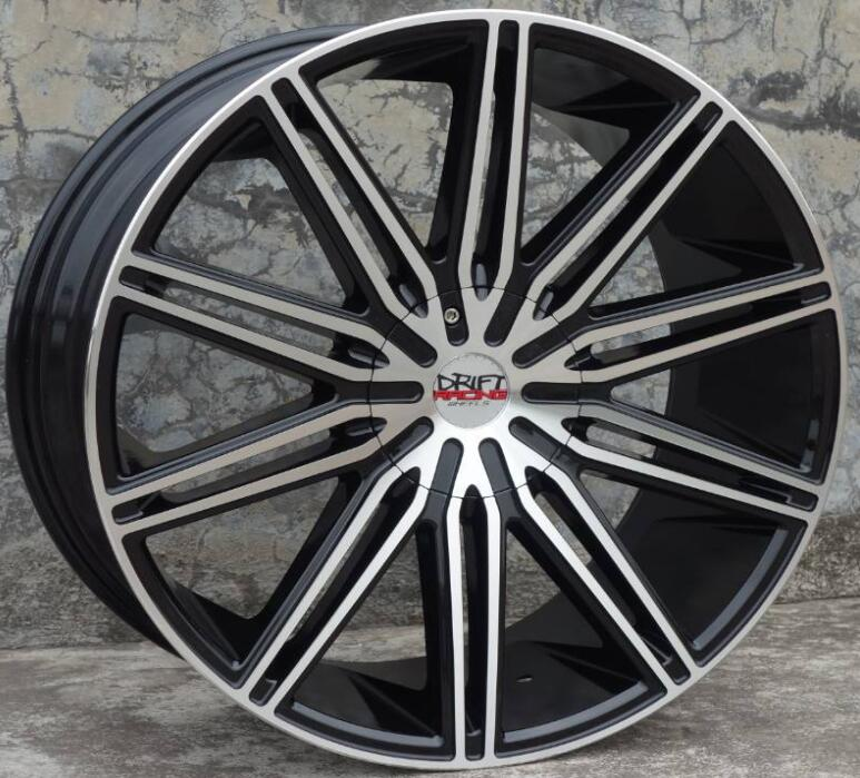 New 24 Inch 24x9 0 5x114 3 5x120 Car Alloy Wheel Rims Wheels Aliexpress