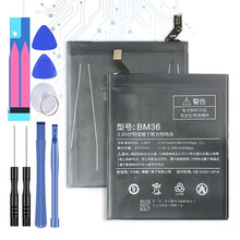 BM36 Replacement Battery For Xiaomi Xiao Mi 5S MI5S Battery BM 36 BM-36 3200mAh with Track Code(China)