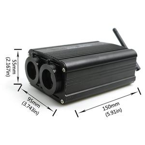 Image 4 - Fiber Optic Star Ceiling kit 2 roll 3/4M  optical Fiber +32W RGB Double Heard LED Fiber Optic Engine RF Touch Remote Controller