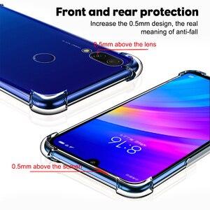 Противоударный Прозрачный чехол для Xiaomi mi CC9 CC9E 9T 9 SE 8 A3 A2 Lite Мягкий силиконовый чехол для спортивной камеры Xiao mi Red mi K20 8A 7A Note 8 iPhone 7 6 Plus 5 iPad Pro