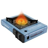 Camping Ceramic Gas Stove Portable Outdoor Barbecue Burner Energy efficient Gas Stove Infrared Uniform Heating Gas