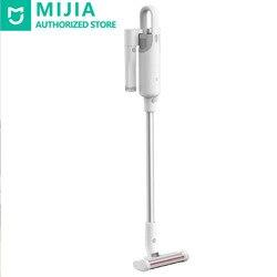 XiaoMi Mijia Wireless Home aspirapolvere Lite palmare 17KPa aspirazione forte 1.2KG Host triplo filtro ad alta efficienza con spazzola