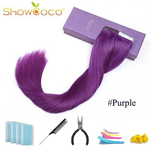 Purple -40 Pcs
