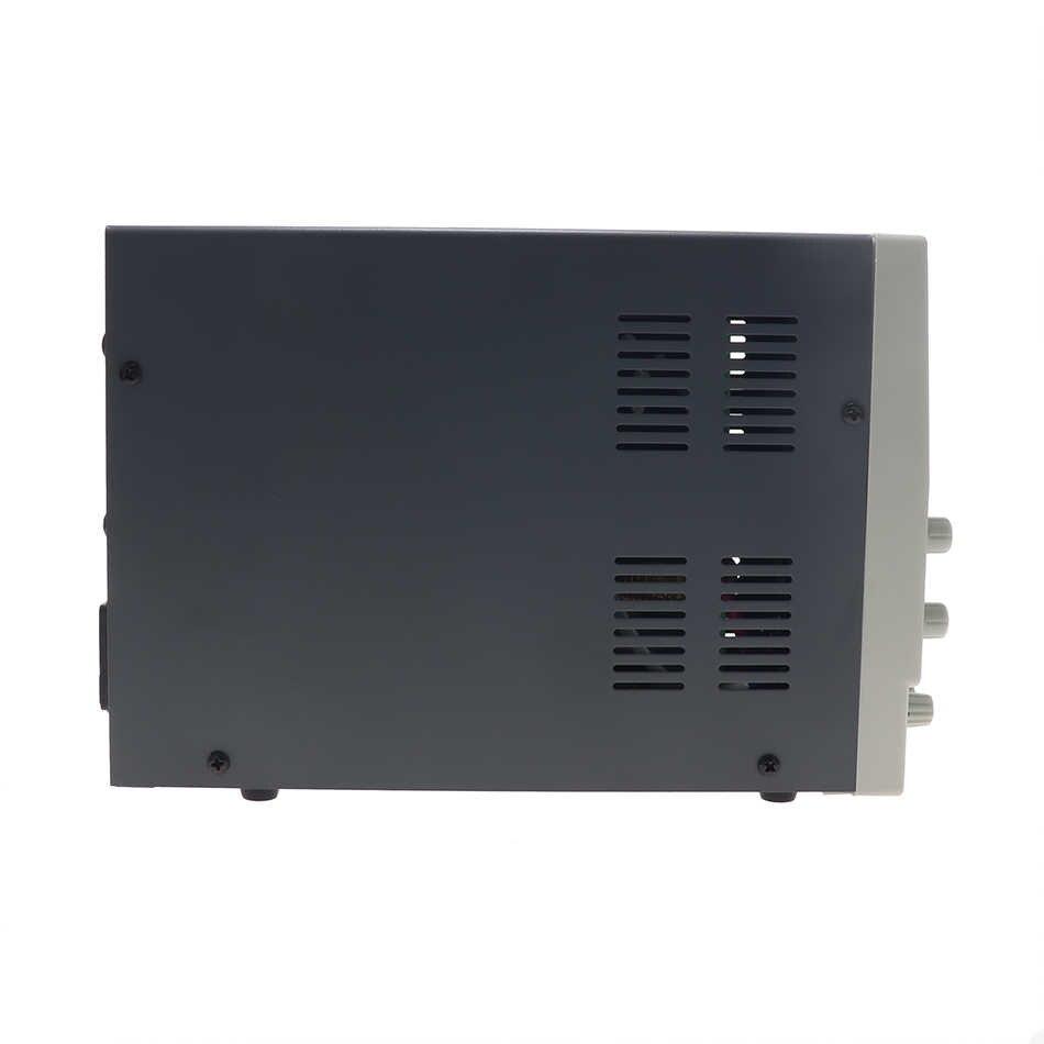 QJE PS3010N 30В 10А Точный Цифровой Регулируемый источник питания постоянного тока переключаемый 110В/220В с OVP/OCP/OTP постоянного тока мощность 0.01A 0,1 в