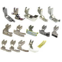 18pcs Quilting Presser Foot Industrial Sewing Machine Professional Easy Install Mini Durable Stitch DIY Part Multifunctional Set