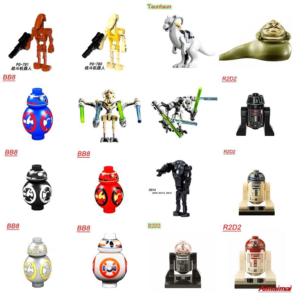 Legoing Star Wars Starwars Blocks Figures Legoings Bricks DIY Toys Kids Children Birthday Gifts Figure Block Starwar Technic Set