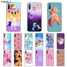 FHNBLJ My little pony DIY Luxury Phone Case for huawei 7S 7 PRO 9 6 Y5 PRIME 2018 Y7 9 5 6 PRO 2019(China)