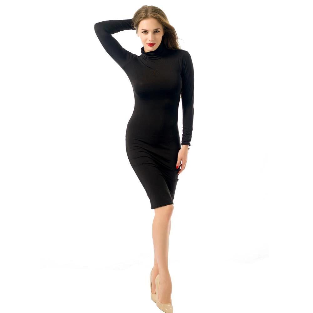 Black Dress Stretch Pants