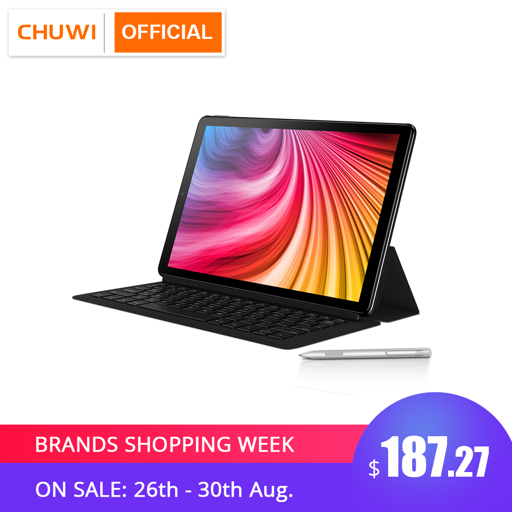 CHUWI Tablet PC 2560x1600-Display 4GB 4g-Phone Helio X27 Deca-Core Hi9-Plus Dual-Sim