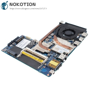 NOKOTION for Dell Alienware M11X R1 Laptop Motherboard K1PWV 0K1PWV CN-0K1PWV LA-5811P SU7300 Mainboard Tested
