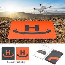 Portable Foldable Landing Pad Parking Apron Take off Landing Station for DJI Mavic Air 2 Pro Mavic 2 Mini FPV Combo Accessory