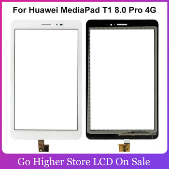 For Huawei MediaPad T1 8.0 Pro 4G T1-823 T1-823L T1-821 T1-821L T1-821 Touch Screen Digitizer Sensor Replacement Parts image