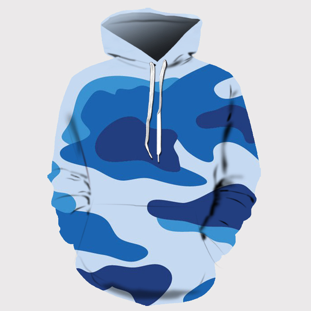 Europe and America Men/Women Hoodies With Hat Hoody Print Color Blocks Autumn Winter 3D Sweatshirts Hooded Hood Tops Wholesale 3