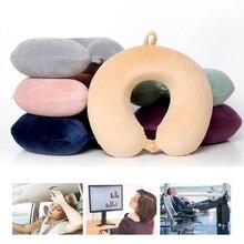 Memory Foam Travel Pillow…