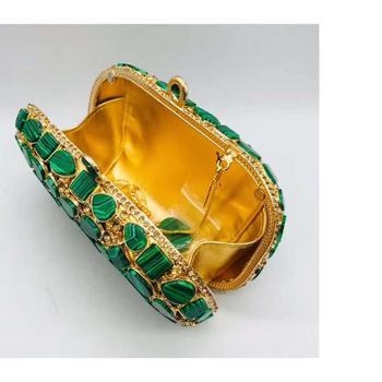 Evening Crystal Exquisite Chain Shoulder Bag 5