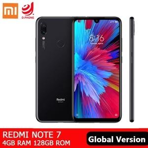 "Image 1 - Global Version Xiaomi Redmi Note 7 4GB 128GB Smartphone Snapdragon 660 AIE Octa Core 6.3"" Full Screen 48MP Rear Camera Cellphone"