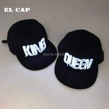 Модная новая пара EL cap s светящийся яркий буквенный головной убор Хип-хоп, светлые вверх кепки Snapback мигающий колпачок для сценического представления