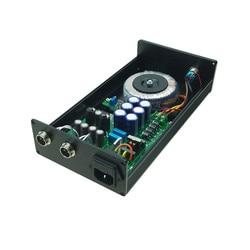 50 Вт DC 12 В 3.5A Линейный источник питания регулятор напряжения Низкий уровень шума обновления PSU для аудио опции: DC 5 в 9 в 15 в 18 в 19 в 22 в 24 В
