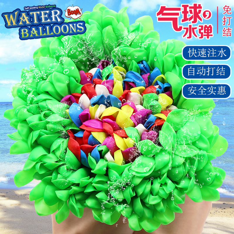 111pcs Water Bombs Balloon Amazing Filling Magic Balloon Summer Outdoor Beach Toy Party Children Water War Game Supplies Kids