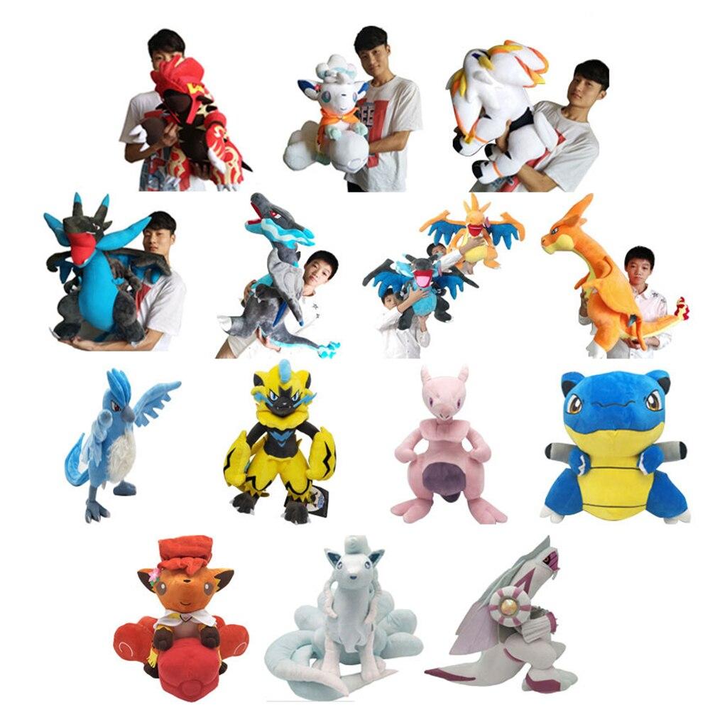 60cm-big-size-font-b-pokemon-b-font-plush-toy-font-b-pokemon-b-font-figures-mewtwo-charizard-ninetales-vulpix-groudon-doll-animal-toys-christmas-toy-for-kid