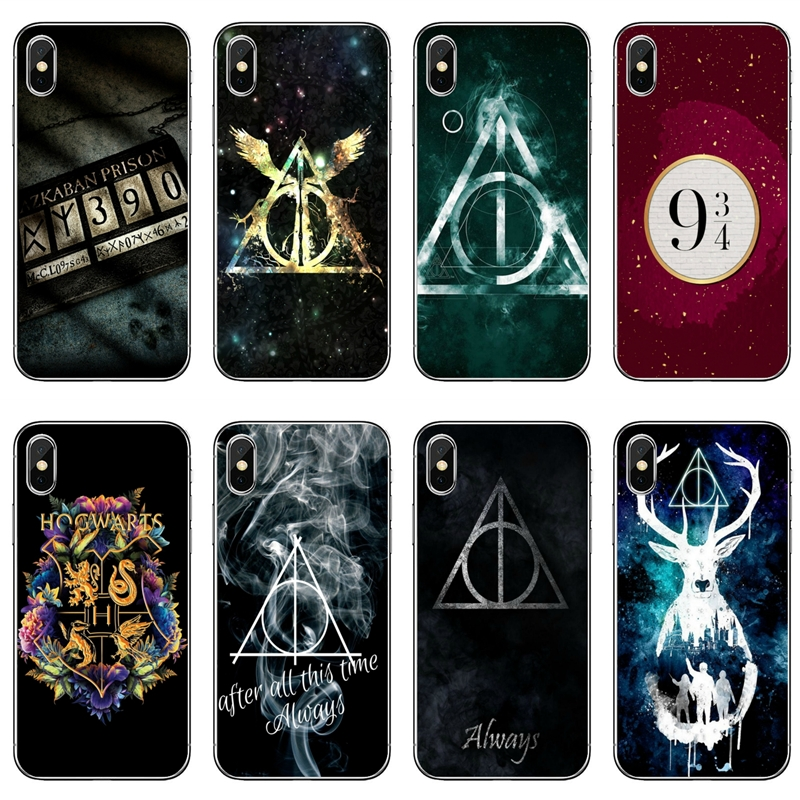 Transparent Phone Case Harries Potter For Xiaomi Redmi S2 7 7A K20 6 6A 5A 4A 4X 5 Plus Redmi Note 8 7 6 5A 4 Pro