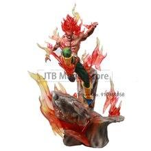 Naruto figura de Anime modelo Hachimonn Tonnkou ocho puerta abierta podría tipo Gai Gk guerra Ninja 35cm estatua de Pvc regalo de colección Figma