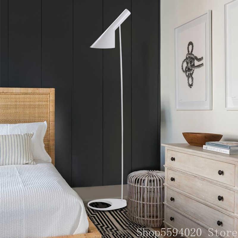 Nordic Aj Vloerlamp Arne Jacobsen Led Tafellamp Woonkamer Stand Lichtpunt Home Decor Armatuur Vloer Lampen Stand lampen