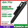 3cell 11 25 V Laptop Batterie Für ASUS X200CA X200M X200MA X200CA X200LA 11.6