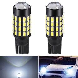 2X T10 W5W LED Canbus Clearance Interior Light Bulb for VW POLO Golf 4 5 6 GTI Passat B6 B5 JETTA MK5 MK6 CC EOS Touareg Beetle