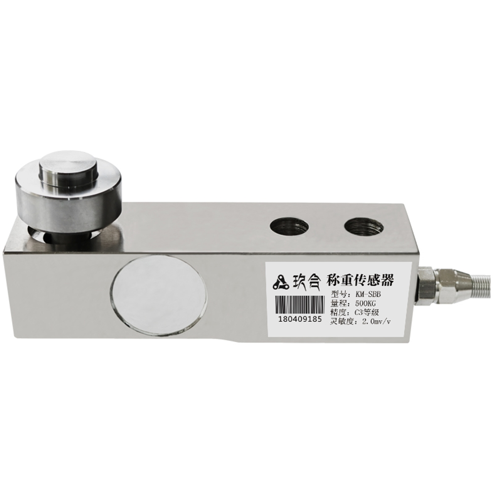 Original and new American electric load cell KM SBB 0.5 1 2 t  weighing sensor IP67 10V|Force Measuring Instruments| |  - title=