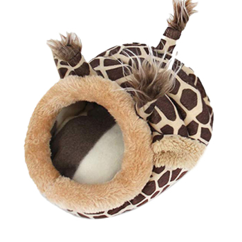 Pet Warm Bed Chinchilla Hedgehog Guinea Pig Bed Accessories Cage Toys Small Animal House Hamster Supplies Habitat Ferret Rat Nes