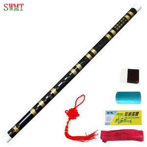 Chinese Bamboo DIZI Flute One Section Beginner's Fluta F /G Key Transverse Flute Music Instruments Flautas China Bamboo Flutes
