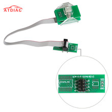 8PIN OEM FEM-BDC 95128/95256 Chip Anti-theft Data Reading Adapter for Work with VVDI Prog/Orange5/CG Pro 9S12