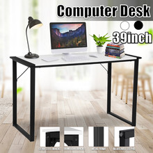 Computer Tables home student desk simple office bedroom rental room simple folding table 39.4