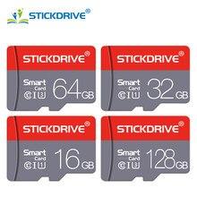 Оригинальная карта памяти Micro SD 256 ГБ 128 Гб 64 ГБ 32 ГБ высокая скорость класс 10 16 ГБ 8 ГБ Microsd Mini TF карты cartao de memoria