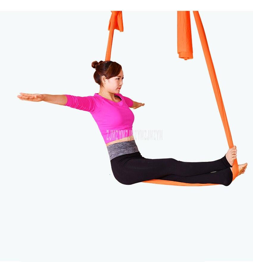 m aérea yoga hammock balanço inversão anti-gravidade