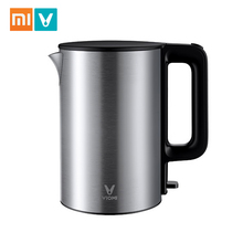 Xiaomi Viomi  220V 1800W 1.5L Electric Kettle Stainless Steel Water Kettle Heating Pot Teapot Quick Heating From Xiaomi Youpin