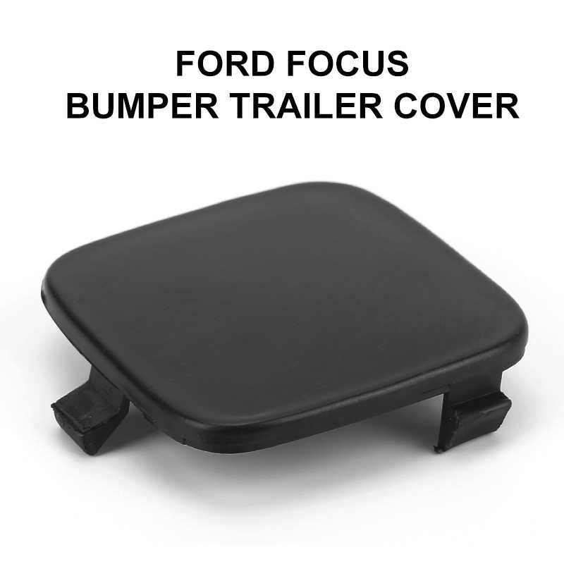 Hot Sales Car Styling Front / Rear trailer Cap bumper traction Towing Cap Hook Cover fit For For Ford Focus 2005-2008