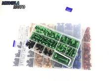 цена на Fairing bolts full screw kits For HONDA CBR1000RR 04-05 CBR1000 RR CBR 1000RR CBR 1000 RR 04 05 2004 2005 Nuts bolt screws kit