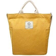 2020 Ladies Canvas Handbag New Striped Shoulder Bag Custom Fashion Casual
