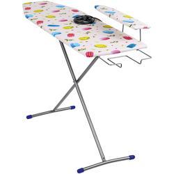 Tabla de planchar arte hauwill Bruna. HB 2 posiciones de hierro tamaño de la superficie de trabajo, MM 1220 × 340 para tabla de planchar