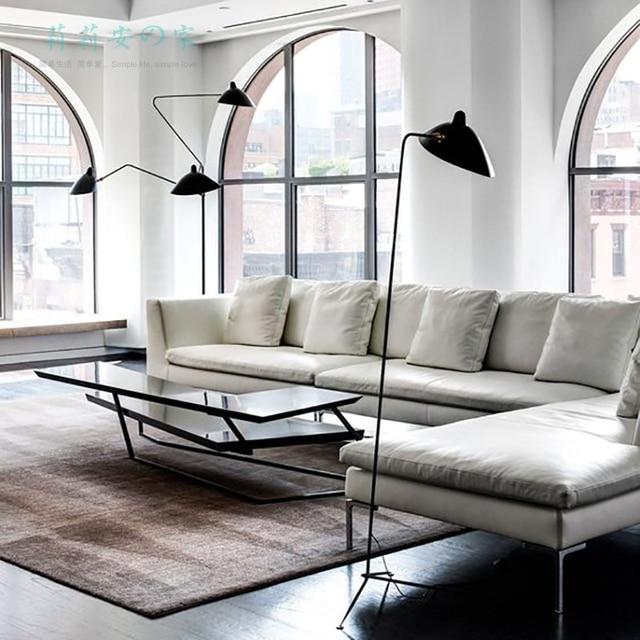 Designer Tripod Floor Lamp  6