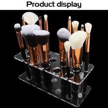 20 Holes Makeup Brush Display Stand Artifact Makeup Brush Ho