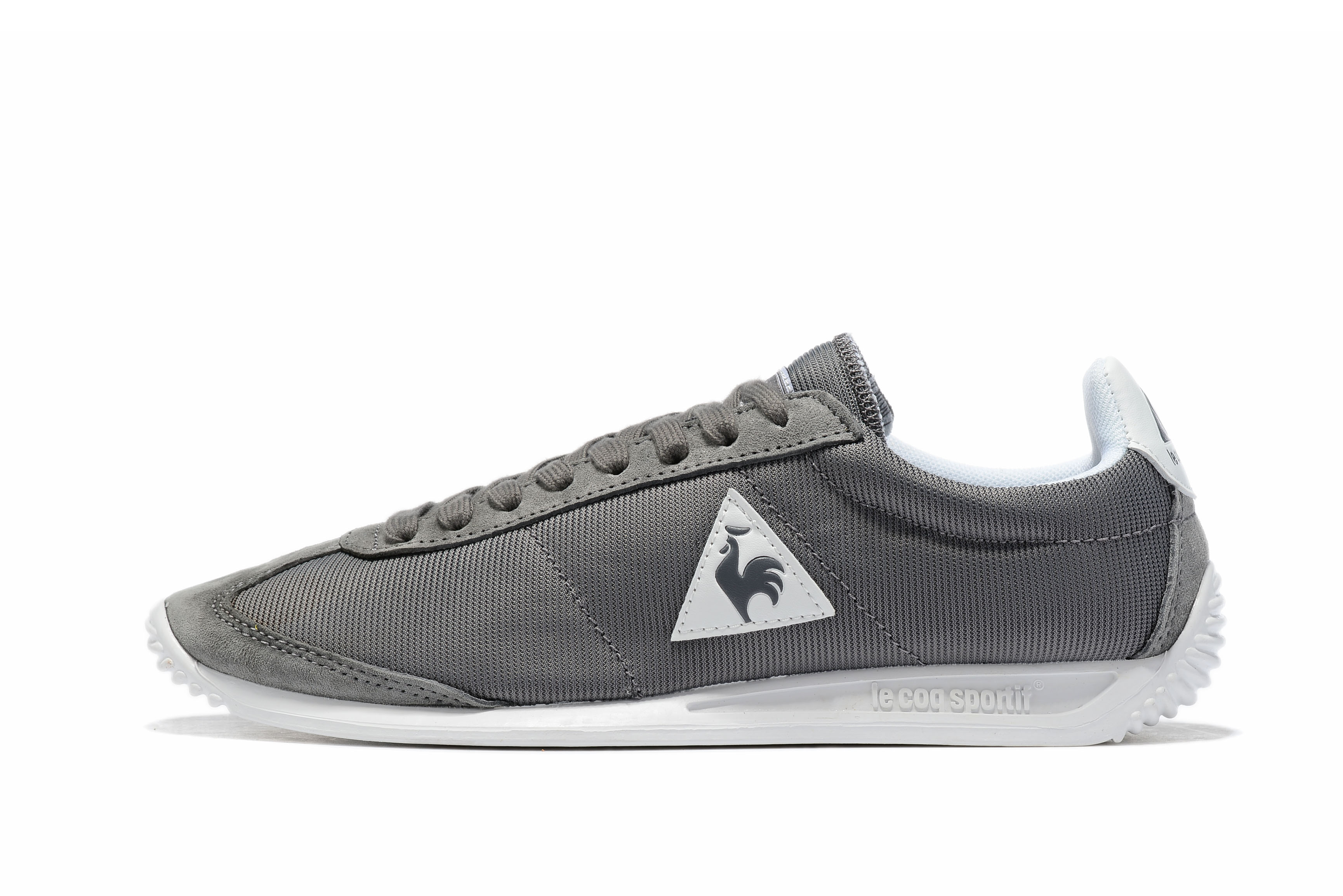 New Original Le Coq Sportif Mesh Men's Running Shoes Sneakers Fashion Breathable Men Women Couple Solid Color Running Shoes