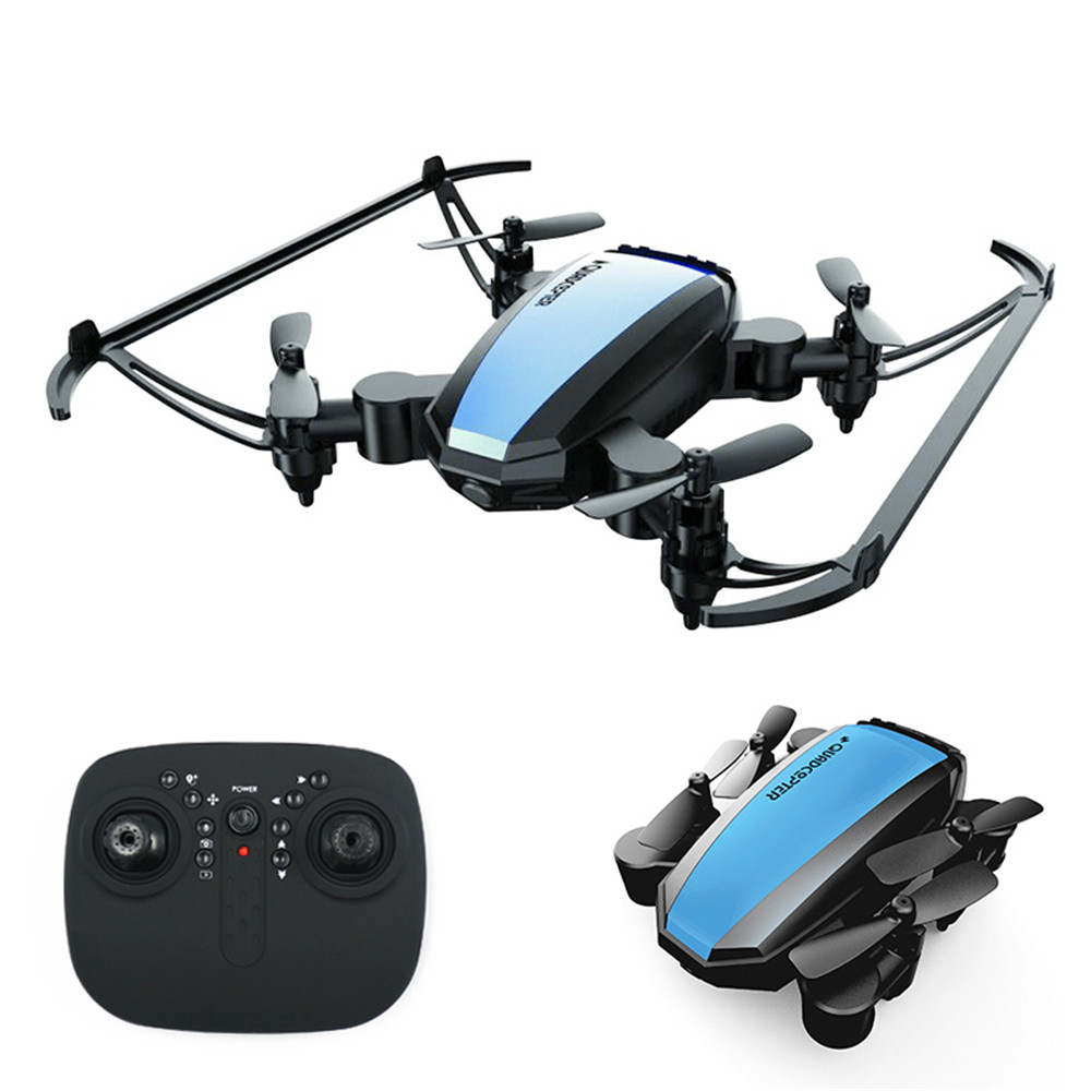GW125 Drone Micro Drone One Key Return RC Helicopter 6-Axis Gyro Headless Mode Mini Drones Quadrocopter Toys For Children