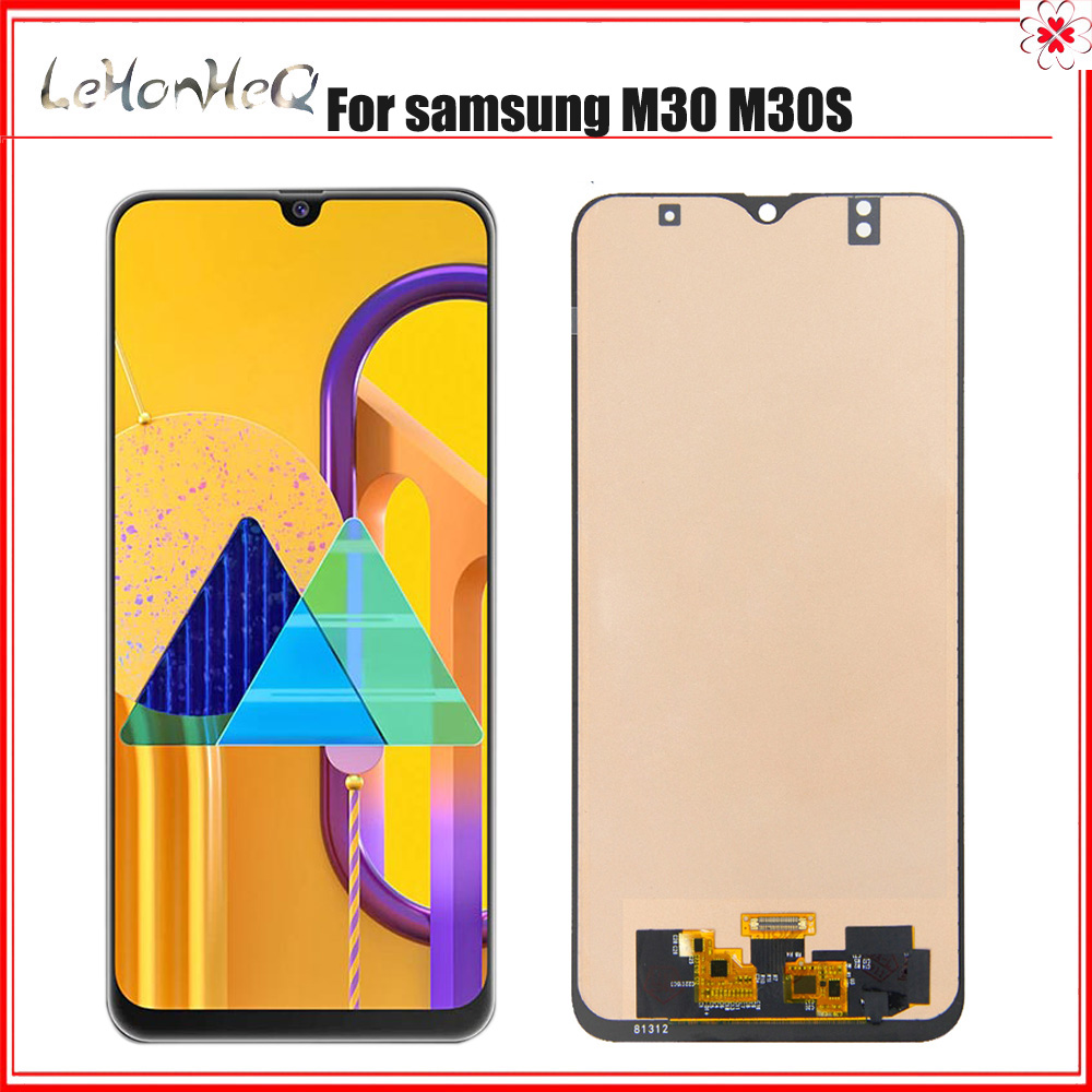 Incell TFT For Samsung Galaxy M30 2019 M305 M305F M30S M307 LCD Display Touch Screen Digitizer Assembly
